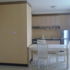 Апартаменты Chara Ville Serviced Apartment Люкс разные типы кроватей фото 2