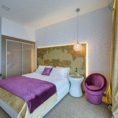 Гостиница Panorama De Luxe 5* Улучшенный номер разные типы кроватей фото 5