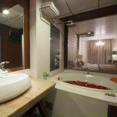 Hotel Aura 3* Люкс с различными типами кроватей фото 3