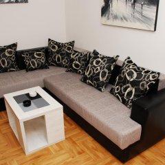 Апартаменты Azzuro Lux Apartments Апартаменты с различными типами кроватей фото 13