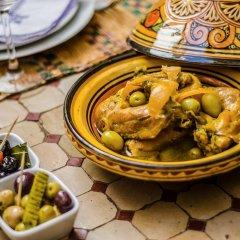 Отель Riad Du Petit Prince питание