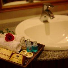 Ayarwaddy River View Hotel 3* Улучшенный номер с различными типами кроватей фото 3