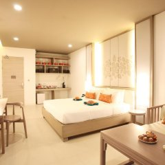 Отель Proud Phuket 4* Улучшенный номер с двуспальной кроватью