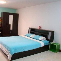 Pattaya 7 Hostel Стандартный номер с разными типами кроватей фото 3