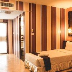Natural Samui Hotel 2* Улучшенный номер с различными типами кроватей фото 8