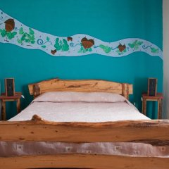 Отель Hosteria Rural Viejo Roble Сан-Рафаэль комната для гостей фото 3