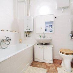 Апартаменты Toldy Apartment ванная
