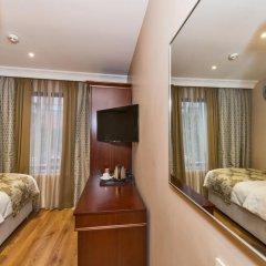 Four Doors Hotel 3* Улучшенный номер с различными типами кроватей