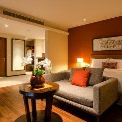 Отель Crowne Plaza Phuket Panwa Beach 5* Стандартный номер с двуспальной кроватью фото 15