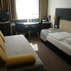 Mercure Hotel Berlin City (ex Mercure Berlin An Der Charite) 4* Стандартный номер фото 3