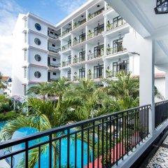 Отель Belle Maison Hadana Hoi An Resort & Spa - managed by H&K Hospitality. 4* Представительский номер с различными типами кроватей