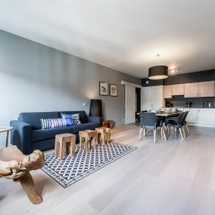 Отель Smartflats Design - Cathédrale 3* Апартаменты с различными типами кроватей фото 12