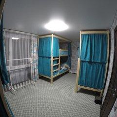 Гостиница Коттедж Елизово Кровать в женском общем номере двухъярусные кровати фото 2