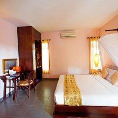 Отель Romana Resort & Spa 4* Вилла с различными типами кроватей фото 9
