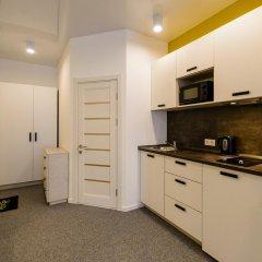 Гостиница Partner Guest House Klovskyi 3* Улучшенные апартаменты с различными типами кроватей фото 10