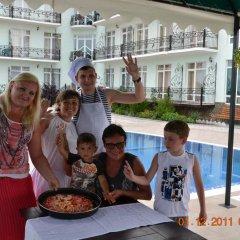 Гостиница Villa Kristina детские мероприятия фото 2