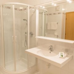 Отель Familienhotel Viktoria Монклассико ванная