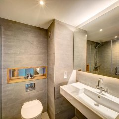Apex City of Glasgow Hotel 4* Люкс с различными типами кроватей фото 7