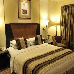 Отель The Park, Kolkata 5* Номер Делюкс с различными типами кроватей фото 4