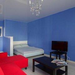 Апартаменты Crown Apartments - Minsk Минск комната для гостей фото 3