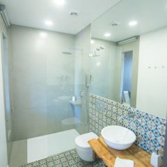 Отель Castilho Lisbon Suites Стандартный номер фото 8