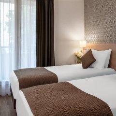 Отель Citadines Bastille Gare de Lyon Paris 3* Студия с различными типами кроватей фото 4