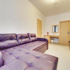 Гостиница Минима Водный 3* Люкс с двуспальной кроватью фото 8