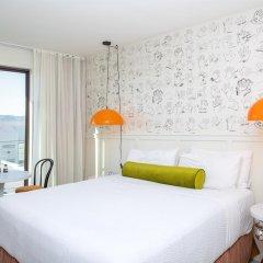 Hotel Erwin, a Joie de Vivre Boutique Hotel 4* Номер Делюкс с различными типами кроватей фото 3