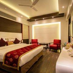 Hotel Grand Godwin 3* Стандартный номер с различными типами кроватей фото 5