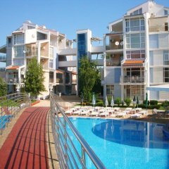 Отель Aparthotel Elit 2 Болгария, Солнечный берег - отзывы, цены и фото номеров - забронировать отель Aparthotel Elit 2 онлайн бассейн