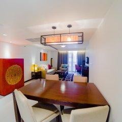 Отель Oakwood Residence Sukhumvit Thonglor 4* Студия Делюкс фото 9