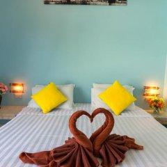 Отель Baan Chaylay Karon 3* Стандартный номер с различными типами кроватей фото 15