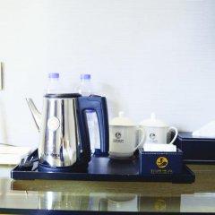 Отель Insail Hotels Railway Station Guangzhou 3* Номер Делюкс с двуспальной кроватью фото 9