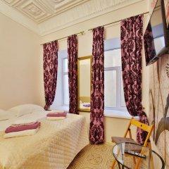 Мини-Отель Невский Ампир Стандартный номер с различными типами кроватей фото 10