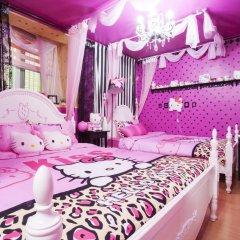 Отель Han River Guesthouse 2* Студия с различными типами кроватей фото 20