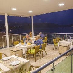 Green Beach hotel Kaş Каш питание