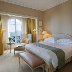 Отель InterContinental Carlton Cannes 5* Улучшенный люкс с различными типами кроватей