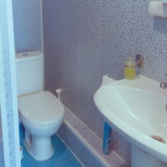 Мини-Отель Агиос на Курской 3* Стандартный номер с двуспальной кроватью фото 26