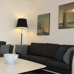Апартаменты Odense Apartments комната для гостей фото 5