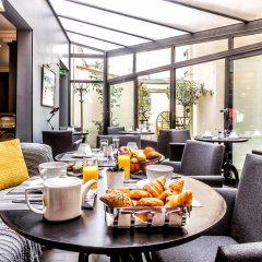 Отель Atelier Montparnasse Hôtel питание фото 3
