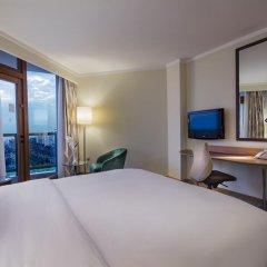 Mersin HiltonSA Турция, Мерсин - отзывы, цены и фото номеров - забронировать отель Mersin HiltonSA онлайн комната для гостей фото 2