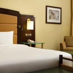 Гостиница Hilton Москва Ленинградская 5* Люкс с различными типами кроватей фото 2