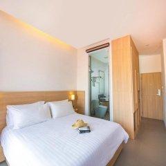 My Hotel 3* Улучшенный номер с двуспальной кроватью фото 4