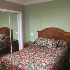 Отель American Inn & Suites LAX Airport 2* Стандартный номер с различными типами кроватей фото 5