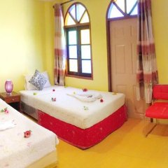 Отель Goldsea Beach 3* Стандартный номер с различными типами кроватей фото 11