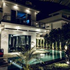 Отель Villas In Pattaya 5* Вилла Премиум с различными типами кроватей фото 26