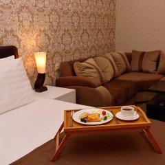 Отель King David 3* Студия с различными типами кроватей фото 8