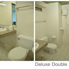 Отель Rambuttri Village Inn & Plaza 3* Номер Делюкс с двуспальной кроватью фото 3
