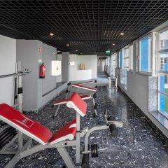 Hotel Navegadores фитнесс-зал фото 2