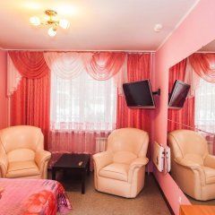 Мини-Отель Миллениум в Центре Номер Комфорт с разными типами кроватей